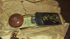 LIE-NELSEN TOOLWORKS NEW IN BOX CHISEL PLANE w/paperwork signed....L-N 97 1/2
