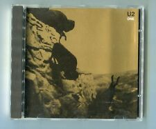 U2  1-Track-CD PROMO  ONE  © 1991 USA - # PRCD 6706-2 island records - 4.36 min