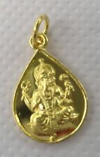 God Ganesh Om Nmo Sacred Amulet Pendant Spiritual Healing for Luck & Wealth (10)