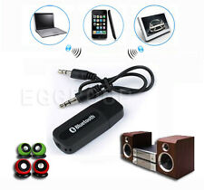 USB Stereo Bluetooth Receiver Adapter for iPhone Samsung Phones Music to AUX Car