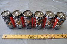Rare 6 Can Coca-Cola Coke Set New Zealand 1994 Bledisloe Cup Black Team Rugby