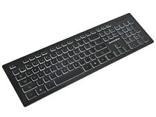 Monoprice Deluxe Backlit Keyboard 11795 Computer Keyboard NEW