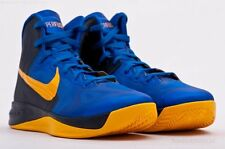 Nike Zoom Hyperfuse 2012 SZ 9 Game Royal University Gold 252022-400