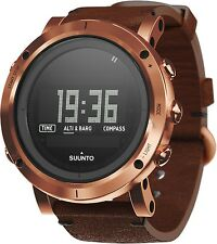 NEW SUUNTO ESSENTIAL COPPER ALTIMETER BAROMET OUTDOOR WATCH- SS021216000 RRP£585
