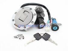 Yamaha TZR125 TZM150 TZR150 TDM850 Ignition Switch Gas Cap Cover Seat Lock Set