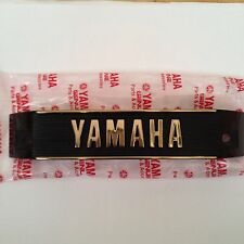 Brand New Yamaha Rxs100 Front Emblem,badge , Sticker Or Decal  PN-2A1-23395-00