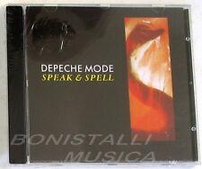 DEPECHE MODE - SPEAK & SPELL - CD Sigillato