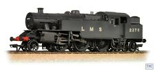 32-880 Bachmann OO/HO Gauge Fairburn 2-6-4 Tank 2278 LMS Black Weathered