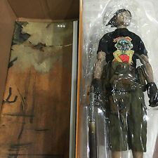 Ashley Wood KDA TK Tomorrow King | ThreeA 3A 3AA 3A LTD Popbot w/ Small T-shirt