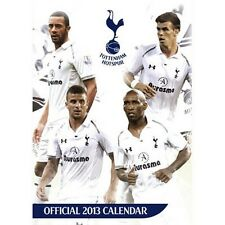 Tottenham Hotspur 2013 Calender Officially licensed product new Spurs EPL
