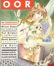 MAGAZINE OOR 1991 nr. 08 - OLIVER STONE & THE DOORS/BOUDEWIJN BÜCH