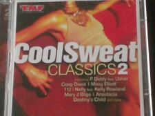 COOLSWEAT CLASSICS 2 (2 CD - 2008) 112, P.Diddy, Eve, Ms. Dynamite, Dru Hill....