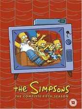The Simpsons: Complete Season 5 (4 Discs) - DVD