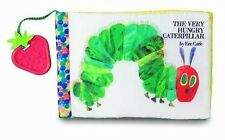 The Very Hungry Caterpillar by Eric Carle soft book, NEW