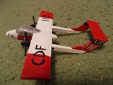 Built 1/144: California CDF ROCKWELL OV-1 BRONCO Fire-Fighting Aircraft