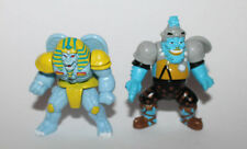 1992 Galoob Micro Machines Mighty Morphin Power Rangers Baboo & King Sphinx