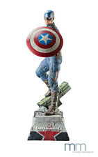 Muckle Oxmox Kleinfigur Figur Captain America Winter Soldier  Marvel Limitiert