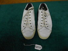 Men's FootJoy Street Leather White Size 9M Tennis Shoes Style Golf Shoes GB773