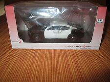 First Response Replicas Blank Black & White 1/43 2010 Dodge Charger w/ Extras
