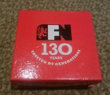 """Fraser & Neave Group 星狮集团 F&N 130 Years """"Trusted By Generation""""  Paperweight Pw"""