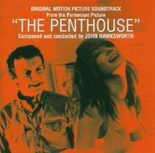 The Penthouse Film Soundtrack CD NEW SEALED 2004 John Hawksworth