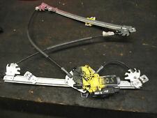 Renault Megane Mk2 2005 drivers right front electric Window Regulator Motor 6pin
