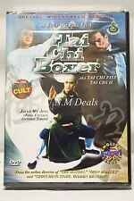 Tal Chi Chun jacky wu jing ntsc import dvd English subtitle