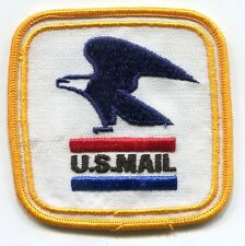 Vintage US Mail Post Office Patch U.S. Postal USPS Large Size Patch