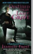 Destined for an Early Grave (Night Huntress, Book 4) Frost, Jeaniene Mass Marke