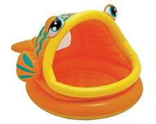 Intex Lazy Fish Baby Shade Pool 49 In. X 43 In. X 28 In. 14 Gal