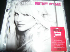 Britney Spears The Essential (Australia) Very Best of Greatest Hits 2 CD - New