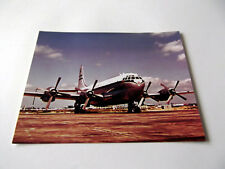 Postcard (DT14) - BOAC Boeing 377 Stratocruiser