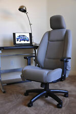 Ford Mustang Cloth Fabric Car Seat Executive Manager Office Gaming Race Chair