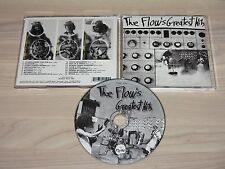 THE FLOW CD - the FLOW'S GREATEST HITS / SHADOKS in MINT