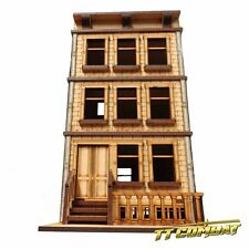 TTCombat - City Scenics - DCS065 - Brownstone A, great for Batman