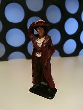 DOCTOR WHO 4TH DR TOM BAKER BURGUNDY CLOTHES CORGI DIECAST MODEL FIGURE