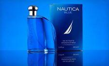 Nautica Blue Cologne Men Perfume Eau De Toilette Spray 100 ml 3.4 oz New In Box