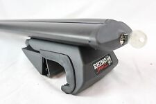 Complete aerobar roof rack for siderails- Rhino SXB3- for raised siderails
