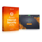 Avast Internet Security 2016 (1PC / 12 Months / Serial / 100% Valid)