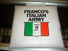 FRANCO HARRIS FRANCO'S ITALIAN ARMY GO FRANCO GO SEAT CUSHION STEELERS RARE