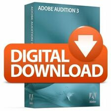 Adobe Audition 3.0 software de edición de audio (descarga)