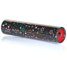 Traditionnel rétro cheap vintage kaleidoscope jouet-coloré stocking filler neuf