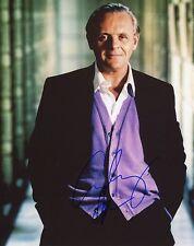 Anthony Hopkins ++ Autogramm ++ Hannibal ++ Das Schweigen der Lämmer