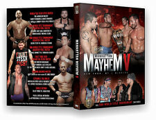 Official ROH Ring of Honor - Manhattan Mayhem V 2013 Event DVD
