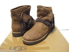 Ugg Classic Luxe Collection Karisa Bruno Women Boots US9/UK7.5/EU40//JP26