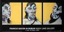 Hugh Lane Gallery # FRANCIS BACON - HENRIETTE MORAES, 1969 # 2000, mint