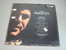 Luciano Pavarotti-Verdi And Donizetti Arias-LP London OS 26087 Sealed