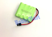 4.8V Ni-MH 1800mAh 2AA 4pc (1*4) Battery with SM 2p Connector for RC Boat Car