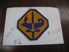 PATCH WW2 A.S.T.P.- Patch #35
