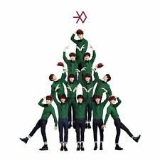 EXO - [MIRACLES in DECEMBER] KOREAN Ver Winter Album CD + Snowball Pop-up Sealed